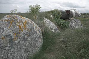 Ganz alte Steine