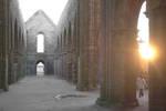 Abtei-Ruine