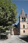 Gravières - die Kirche