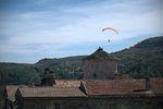 Über den Dächern von Gravières