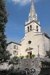 Eglise Saint Pierre und das Herz von Joyeuse