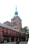 Rathaus und St. Nikolai-Kirche